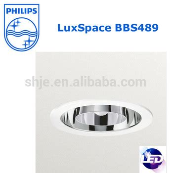 Satu Set Lu Downlight philips led downlight luxspace bbs489 13w buy philips