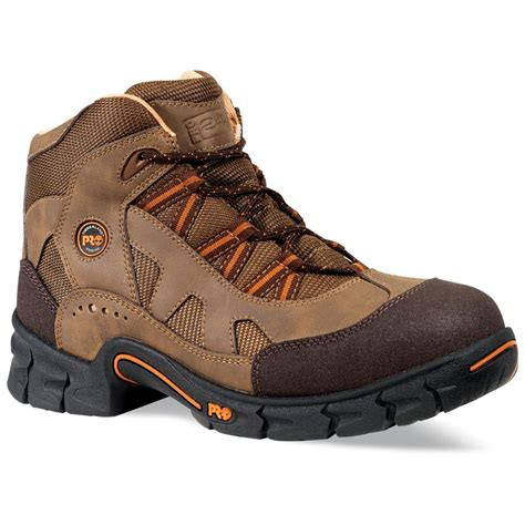 s timberland 174 pro 174 steel toe expertise hiker brown