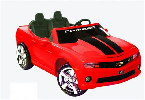 pink kid car best camaro ride on cars for