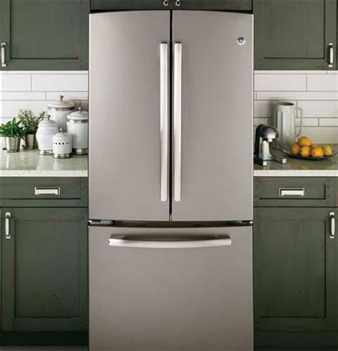 1000 images about ge slate colored appliances on ge gne22gmees 22 1 cu ft french door refrigerator with
