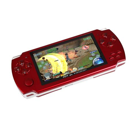 psp colors psp 8gb mp5 handheld console screen player multi