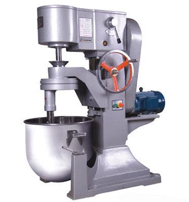 China Kitchen or Baking Universal Planetary Mixer   China