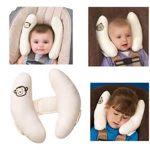 baby kid neck support baby car seat pillow trolleys