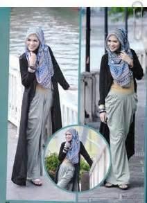 Baju Dress Maxi Dress Kaila Brunela Dress 3 rahma o shop supplier baju hijabers