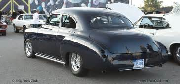 49 chevy deluxe 350 transportation in photography on