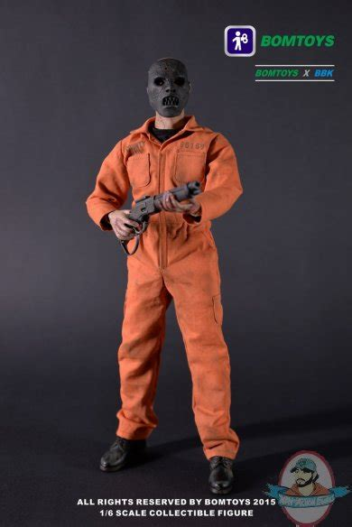 Bom Bom Toys Fashionista 1 1 6 scale prisoner figure by bom toys of figures