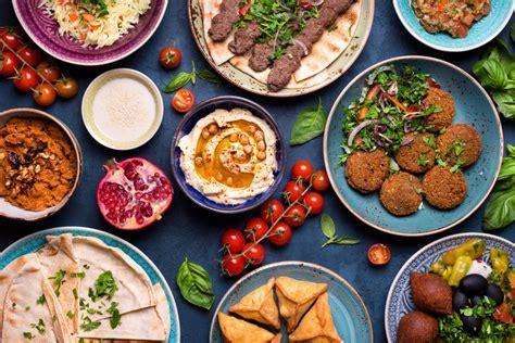 Festival de Comida Árabe na Av. Paulista   Club Homs