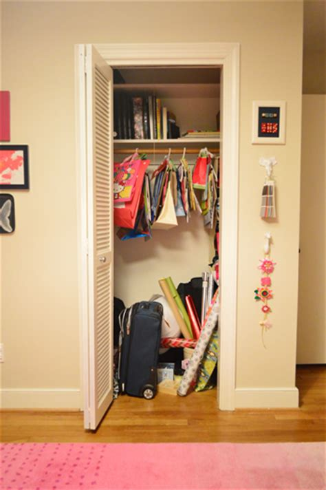 Play Closet by A Small Closet That Doubles As A Play Space