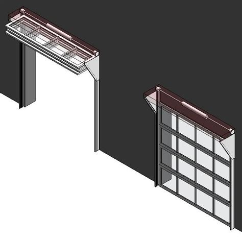 Renlita Overhead Doors Renlita Doors America Llc Panel Doors Bim Objects Families