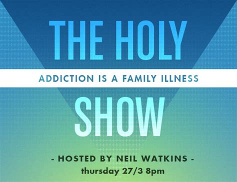 Depaul Detox by The Holy Show Addiction Is A Family Illness Project