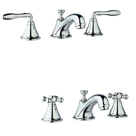 grohe bathroom faucet grohe seabury wideset bathroom faucet allied phs