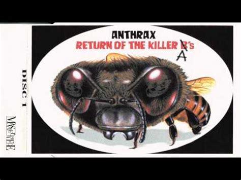 Anthrax Return anthrax return of the killer a s album 1999