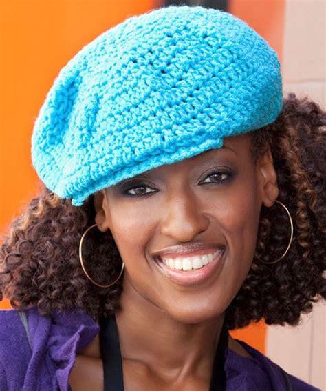 free pattern newsboy hat newsboy hat women crocheted hats pinterest