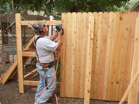 install l post concrete image gallery installing wooden fence posts