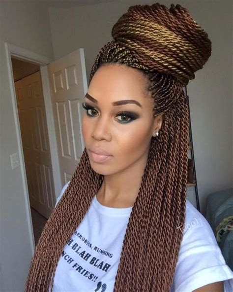 Twists Hairstyles by 40 Chic Twist Hairstyles For Hair