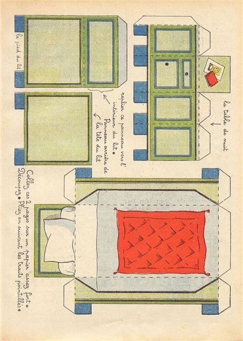 miniatures dollhouse descargar 1000 ideas about paper doll house on doll