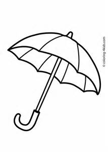 umbrella top coloring page 25 best ideas about coloring pages for on