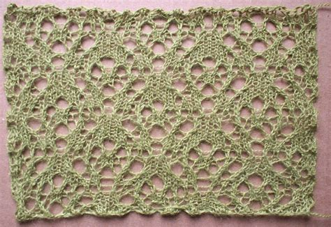 lace knitting stitch patterns journey a free lace knitting stitch pattern string geekery