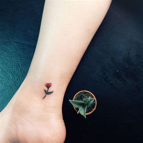 small cute flower tattoos flower by pictures to pin on tattooskid