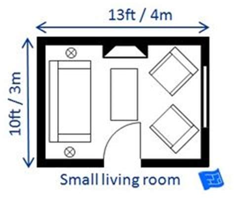 average guest bedroom size a list of small medium and large living room size