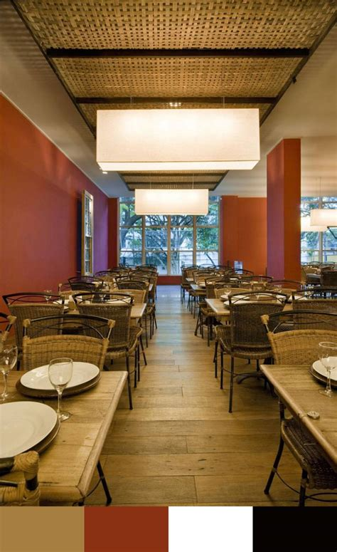 Restaurant Interior by 30 Restaurant Interior Design Color Schemes