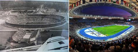 olympics then and now olympic venues then vs now indie88