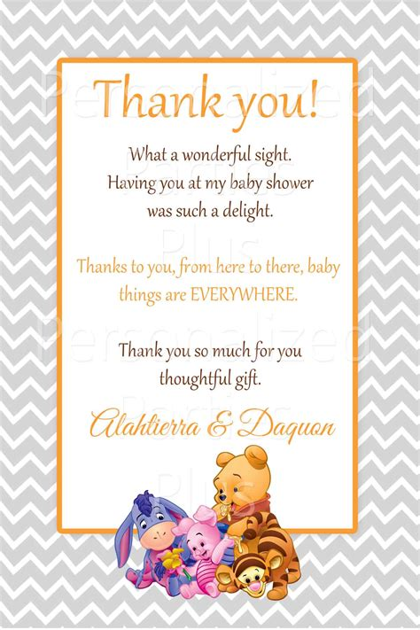 Baby Shower Products by Winnie The Pooh Baby Shower Supplies