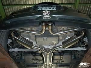 Mini Cooper S Exhaust Invidia Exhaust Avb Sports Car Tuning Spare Parts