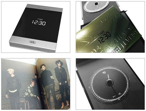 Beast 7th Mini Album Time beast time 7th mini album
