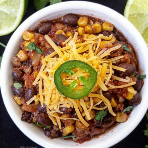 slow cooker taco chili fit slowcooker queen