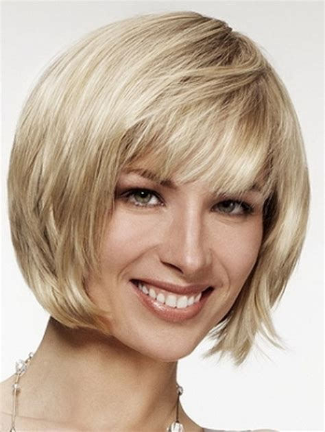 hair styles for thick hair on middle aged short hair styles for middle aged women