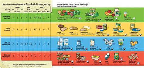 printable version canada s food guide canada food guide glenn s take