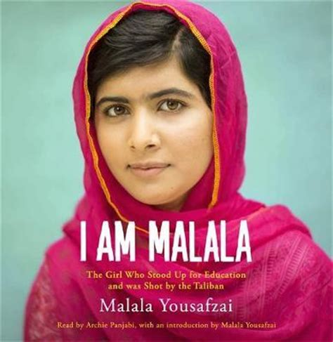 malala biography in english i am malala malala yousafzai 9781409149033