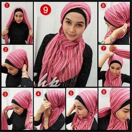tutorial hijab utk kerja tutorial hijab modern untuk kerja