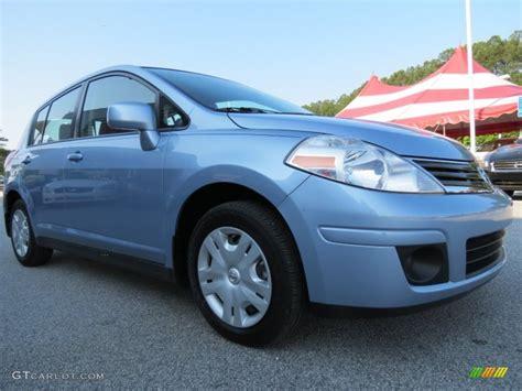 nissan versa 1 8s arctic blue metallic 2011 nissan versa 1 8 s hatchback