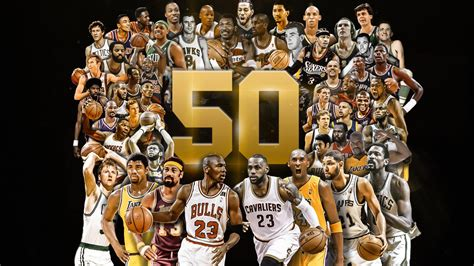 best nba players cbs sports 50 greatest nba players of all time realgm