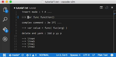 github gr tutorial 74th vscode vim libraries io