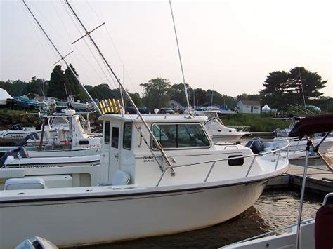 big boat outriggers outriggers on my parker 2520 the hull truth boating