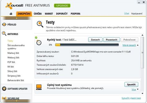 Antivirus Avast Original avast antivirus 2014 ke sta緇en 237 zdarma