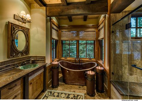 4 Master Bath Spa Ideas To Inspire You Home Tips For Women Rustic Spa Bathroom