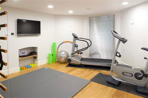 home gym design uk private residential kent uk contemporary home gym