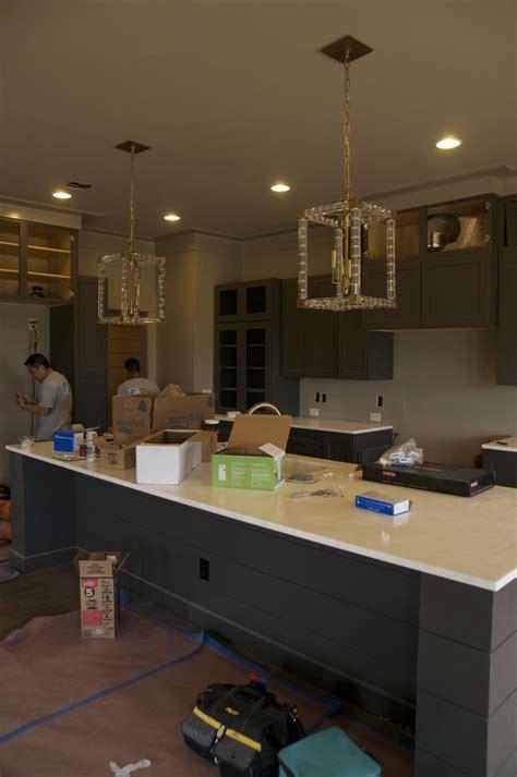 restoration hardware kitchen lighting masculine coastal kitchen in restoration hardware flint