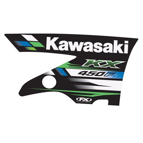 Kawasaki Oem by 2013 Kawasaki Oem Graphic Kx450f 2012 14
