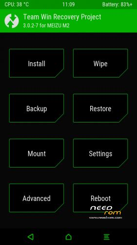 qmobile t5 themes rom twrp 3 0 for vkwolrd t5se custom updated add the