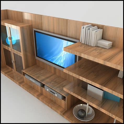 tv wall unit modern design x 15 3d models cgtrader com modern 3d shelf unit for your living room modern diy art