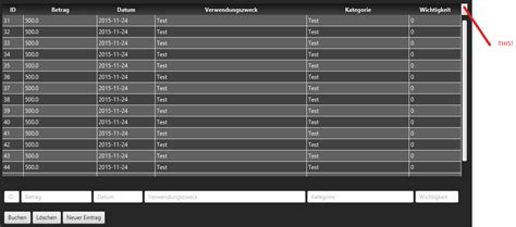 javafx layout color java styling a tableview in css javafx stack overflow