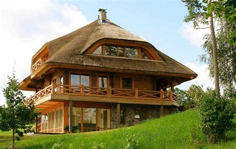 ecological homes 25 eco friendly houses made with natural materials