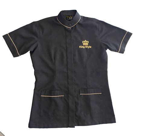 uniform house housekeeping uniforms personalized cleaners uniform
