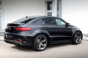 Mercedes Which Country Made Topcar Equips The Mercedes Amg Gle 63 With An Inferno Bodykit