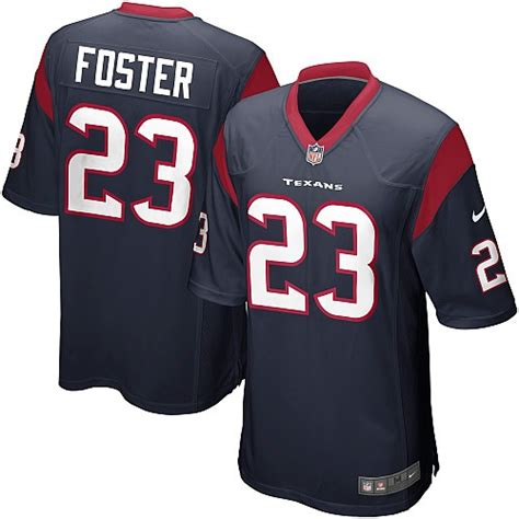 blue arian foster 23 jersey original design of designers p 1602 nfl houston texans youth navy blue home nike jersey